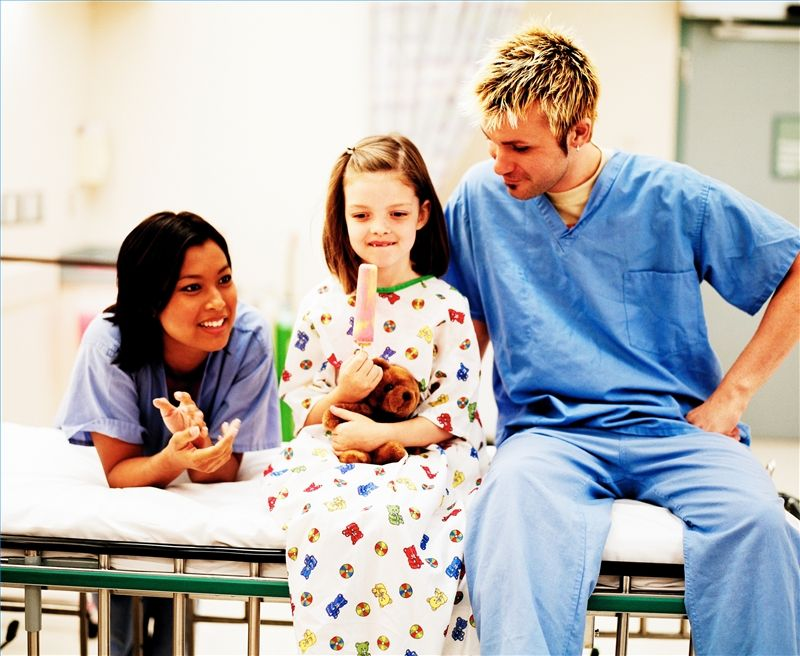 How to a pediatric nurse pediatric nursing