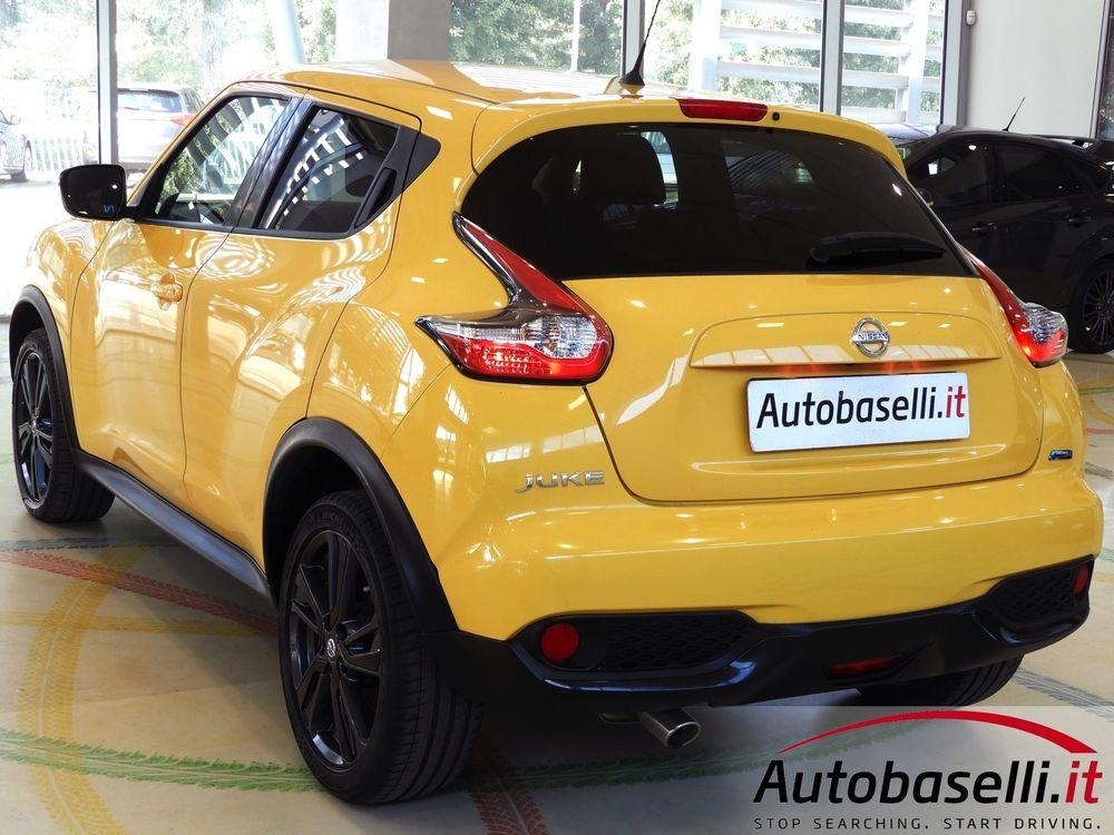 Nissan Juke 1 5 Dci Ntec Autobaselli It Nissan Juke Nissan