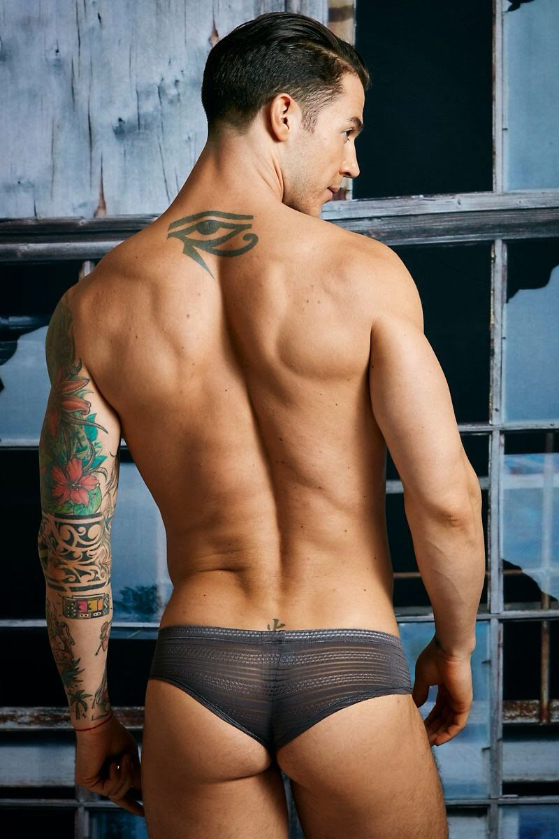 Gay men with butt tattoos