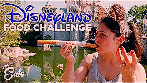 Photo of Ultimate Disneyland Food Challenge: Trying All Of The Disney Treats
