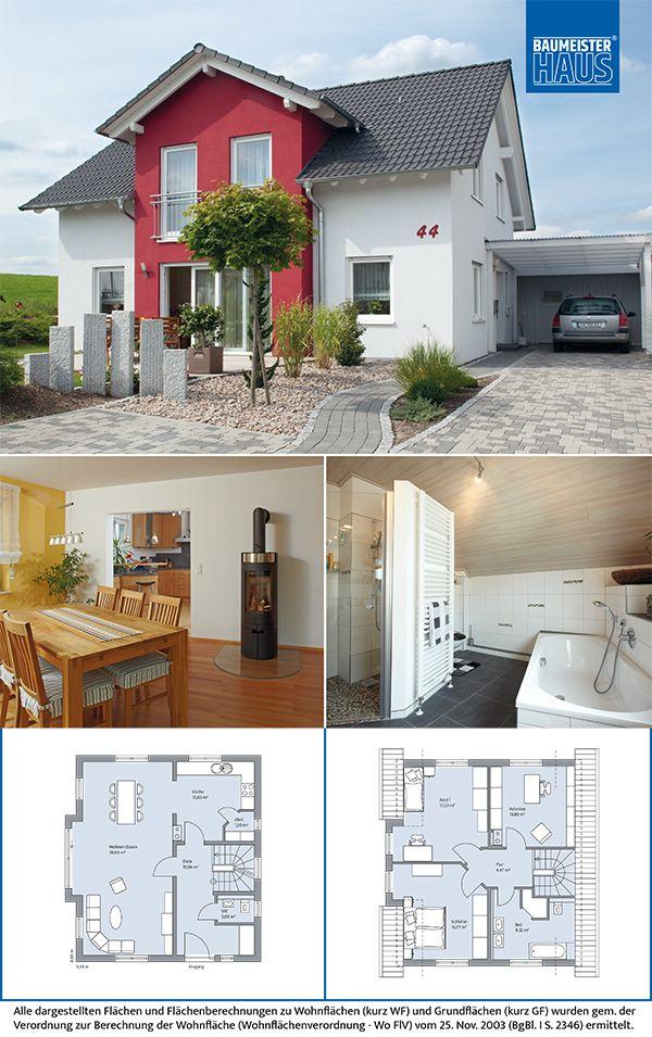 Nice Haus Blum U2013 Ein Quergiebel. Setzt Akzente. Das Klassische  Satteldach Ergänzt Durch Einen