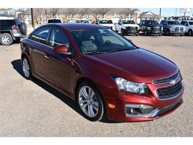 2015 Chevrolet Cruze Ltz Amarillo Tx Find Cars For Sale