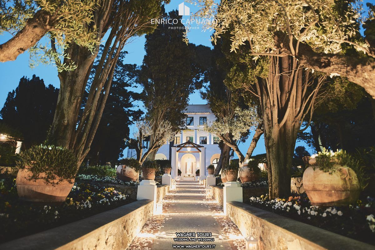 Villa Eva Ravello Amalfi Coast Italy Weddings