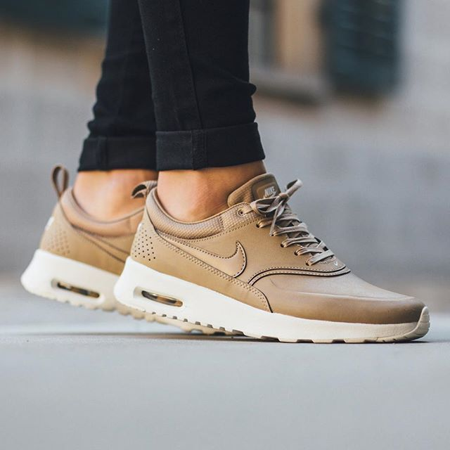 new arrival 9675a ac84b Nike Wmns Air Max Thea Premium - DESERT CAMO available now in-store and  online  titoloshop Berne   Zurich