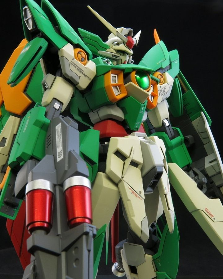 14 Gundam Fenice Rinascita Clear Color You Never Seen Before 3