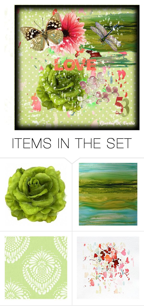 """""""Untitled #2005"""" by cynthiahcurtis ❤ liked on Polyvore featuring art"""