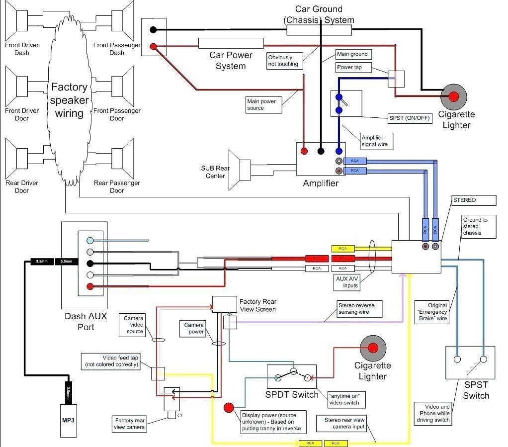 Fujitsu Ten Ftt0068a Diagram