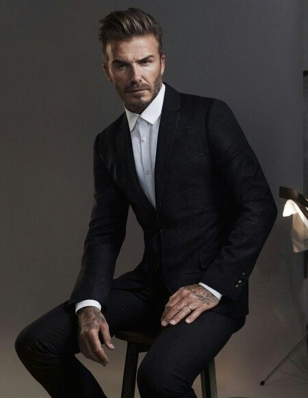 Black Suit/No Tie