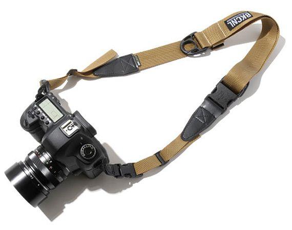 Military camera strap