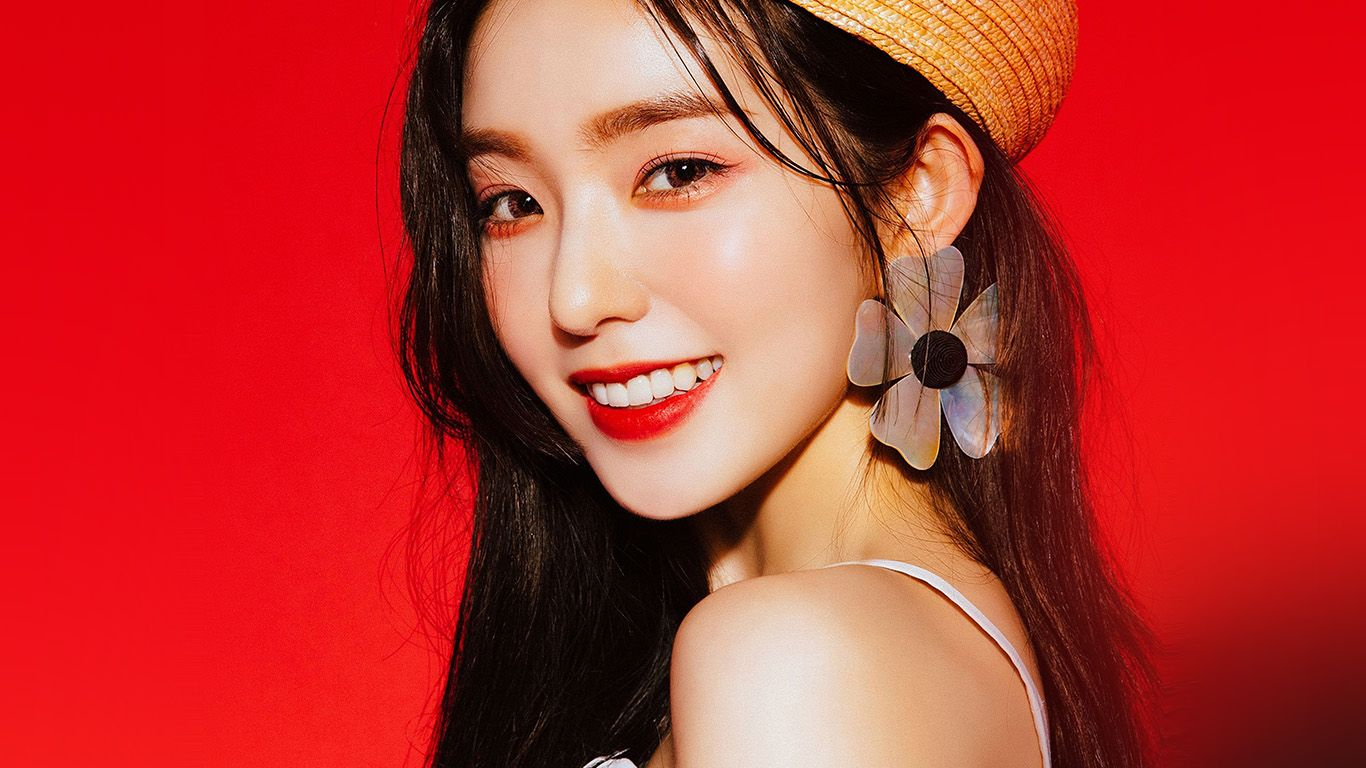 Papers Co Desktop Wallpaper Hr24 Redvelvet Girl Kpop Smile Irene Red Velvet Photoshoot Velvet Wallpaper Red Velvet Irene