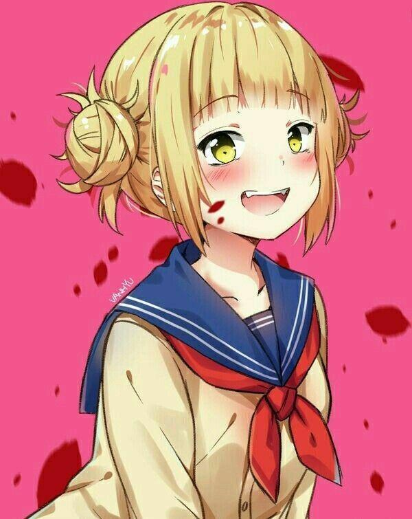 Pin By Dontrell On Himiko Toga Toga Anime Smile My Hero Academia Manga