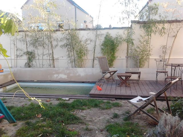 piscines spas mini piscine et terrasse coulissante en. Black Bedroom Furniture Sets. Home Design Ideas