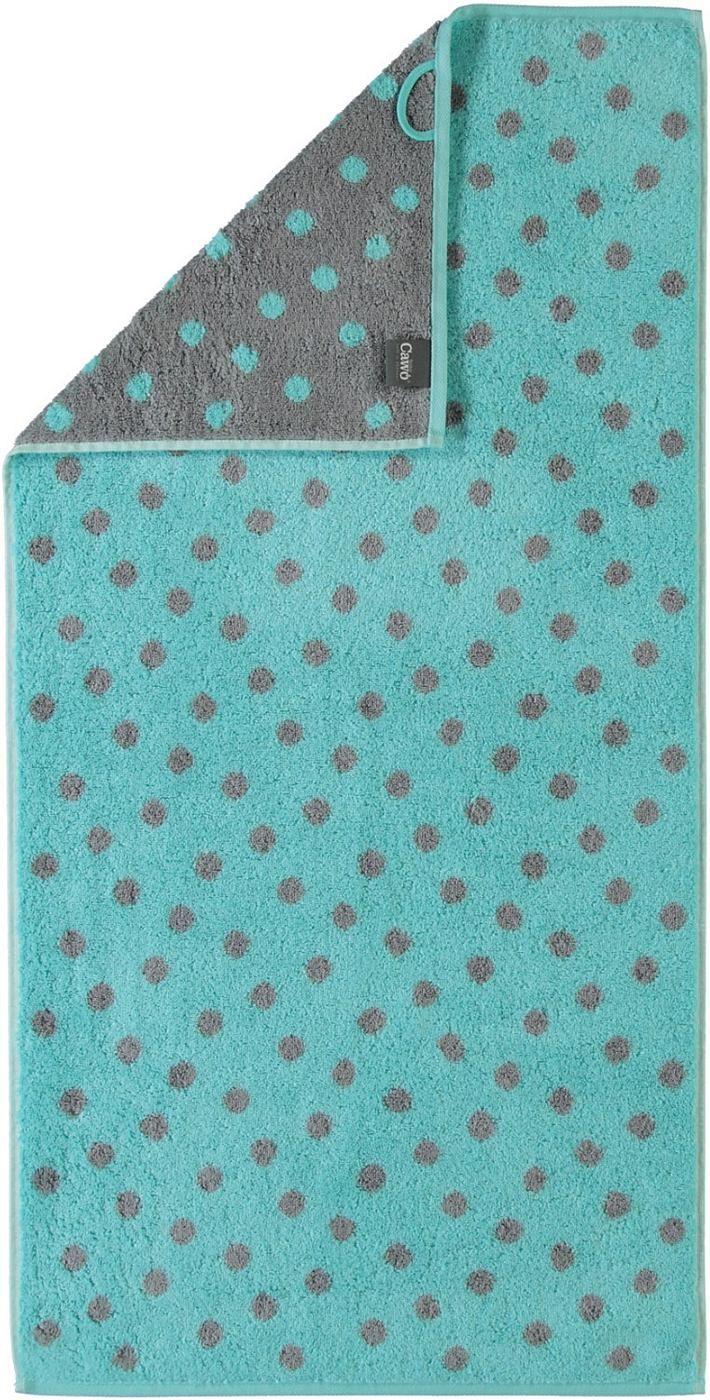 Niedliche Handtucher Kleine Tupfen Der Marke Cawo Viele Kleine