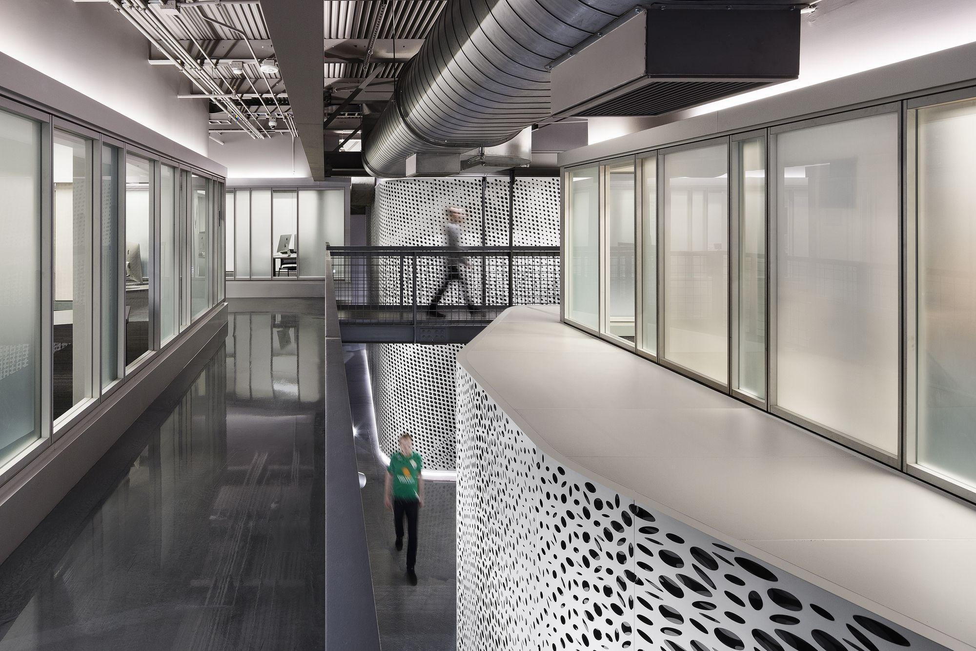 Gallery Of Pratt Instituteu0027s New Film/Video Department Building / Think!   6