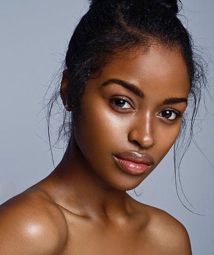 Skin Care Routine For Oily Acne Prone Skin Parents Magazine Africa Dark Skin Makeup Black Skin Makeup For Black Women