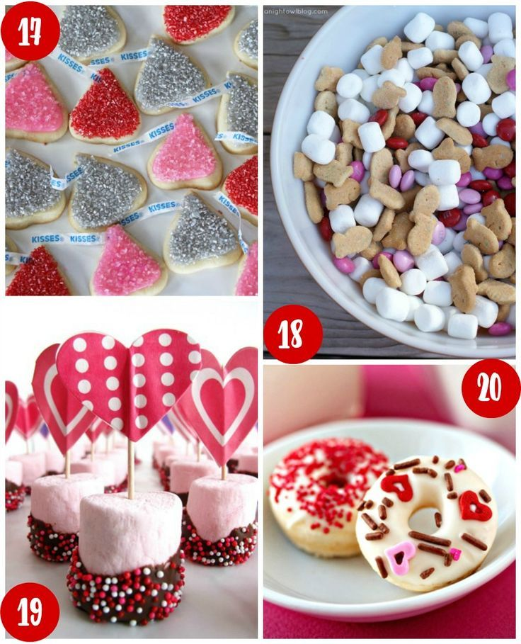 28 Days Of Kid S Valentine S Day Food Crafts Holidays Pinterest