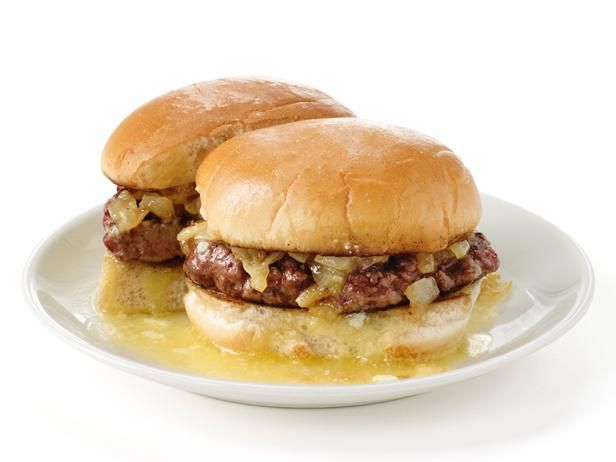 Butter Burgers : Do as the Wisconsinites do and slather your burger with butter. The famous Butter Burger not only adds butter to its sautéed onion topping, it's also served on a bun smeared with butter.