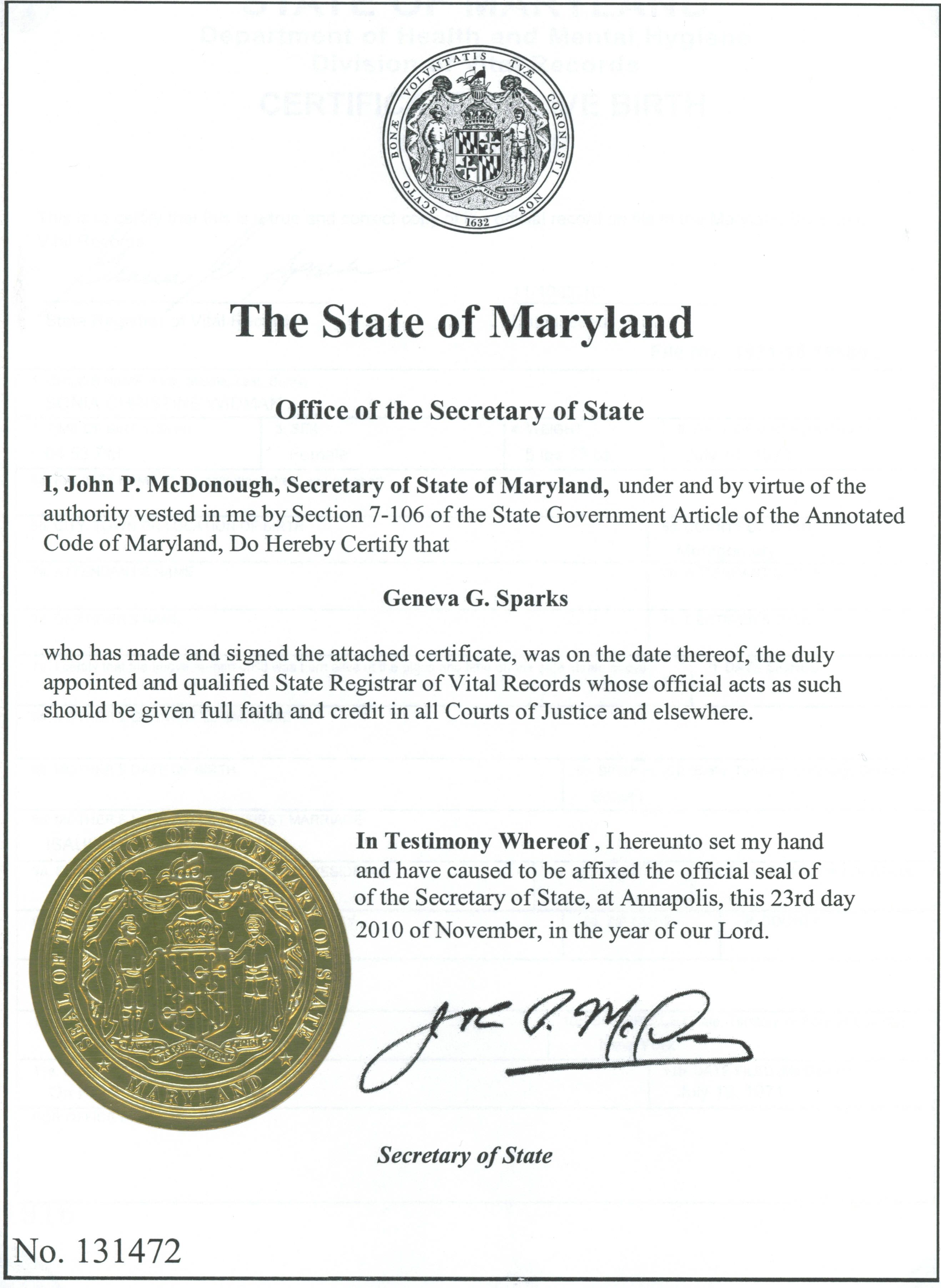 State of maryland apostille notary apostille service state of maryland apostille yadclub Gallery