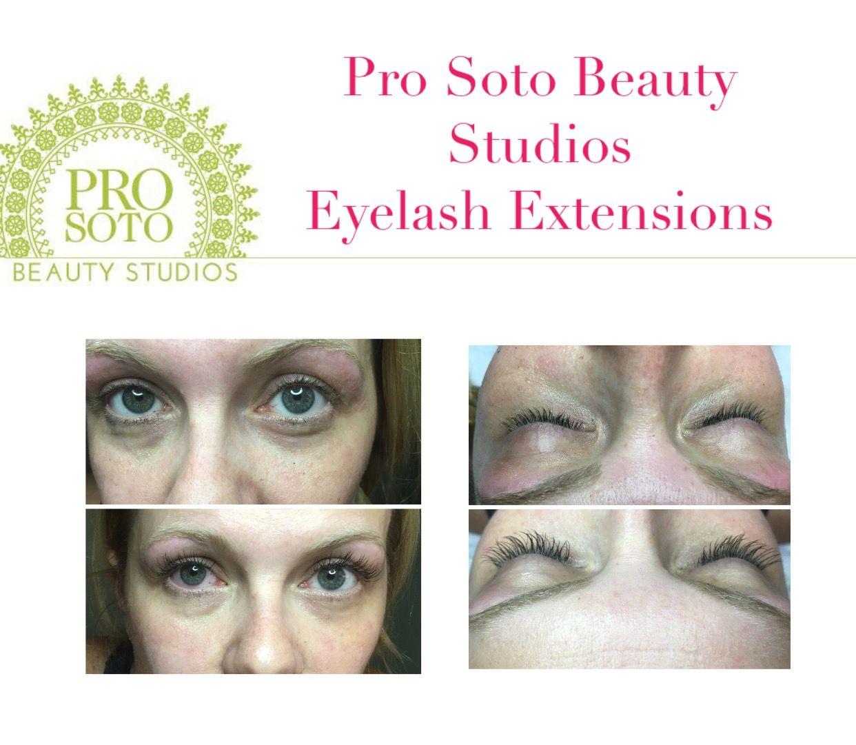 Eyelash Extensions, Lash Extensions, Natural Look Lashes