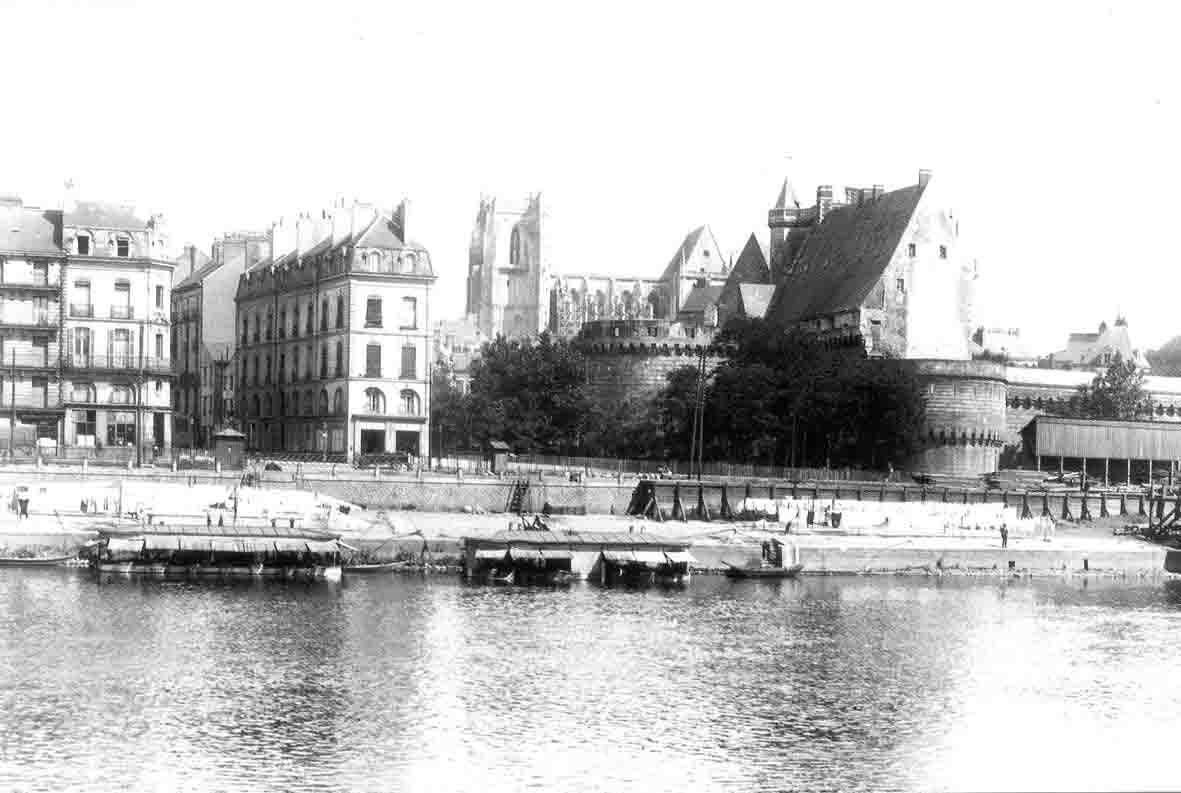 Archives De Nantes Histoire Et Memoires Des Quartiers