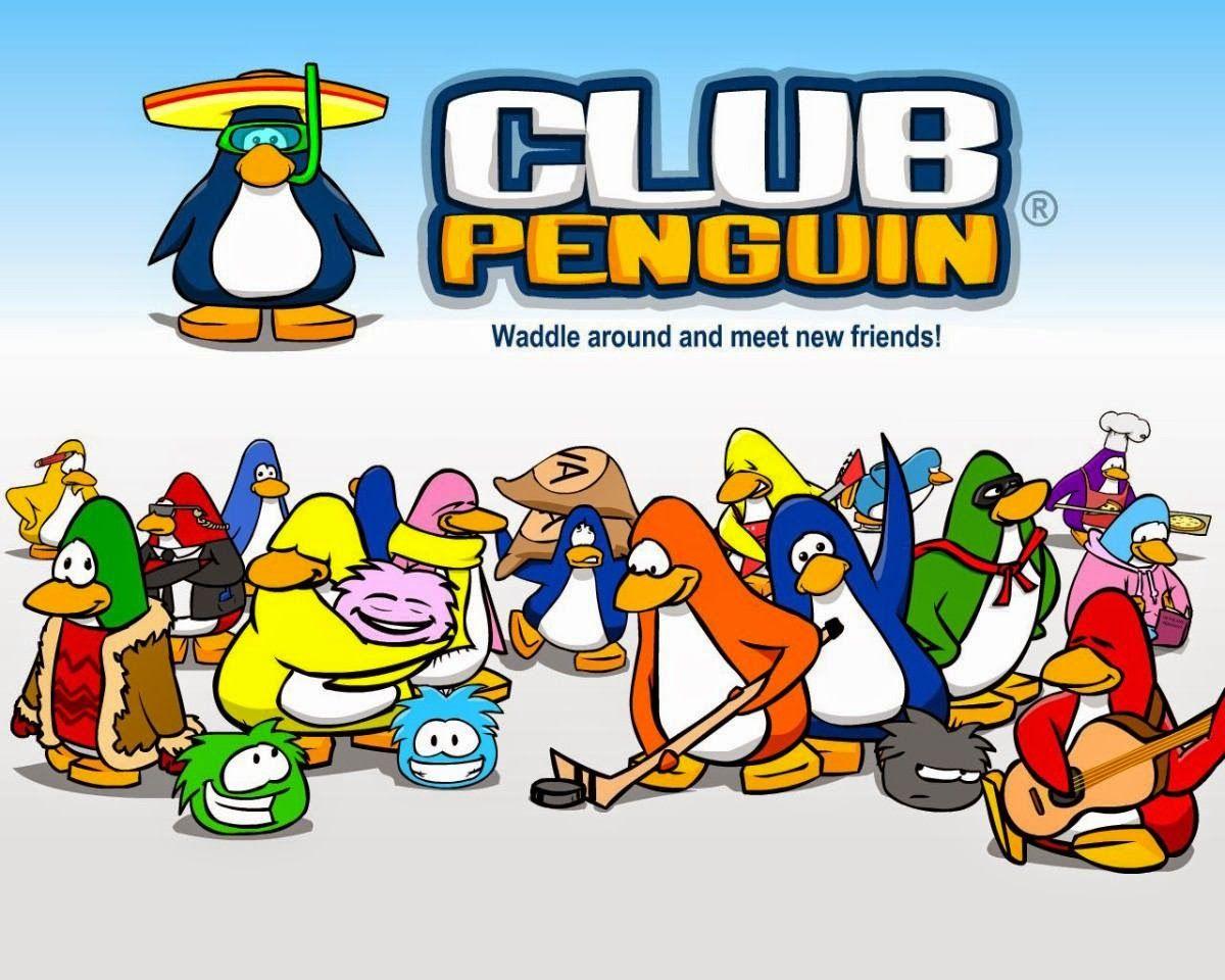 El Club Penguin de Disney | Juegos para Niños | Pinterest | Club ...