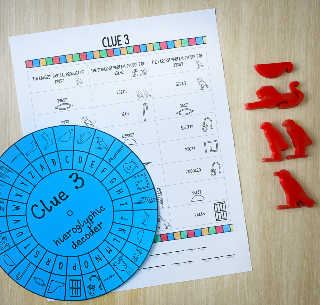 Upper Elementary Math Escape Rooms | Elementary math ...