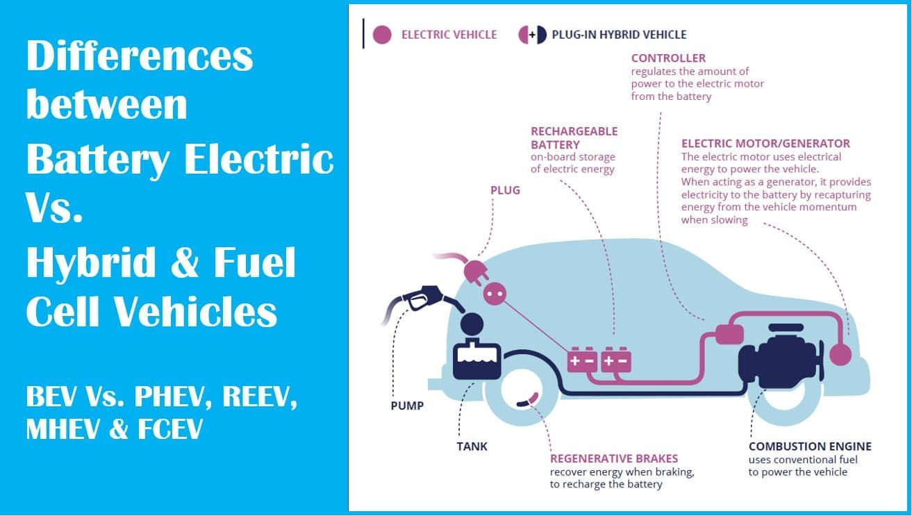 With Increasing Number Of Different Electric Vehicle Variants In The Market Consumers Are Often Confronted With Many Abbre Fuel Cell Cars Fuel Cell Hybrid Car