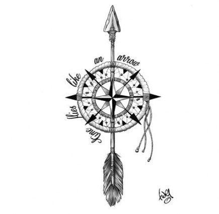 New Tattoo Compass Ideas Ink 22 Ideas #tattoo