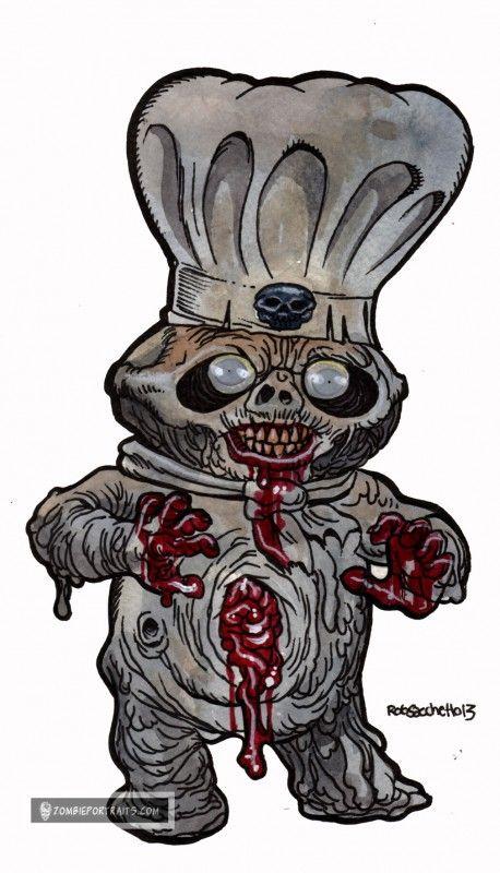 pillsbury boy zombie dough doughboy cartoon rob cartoons horror shit guy fresh should monster holy ve tattoo drawings character disney