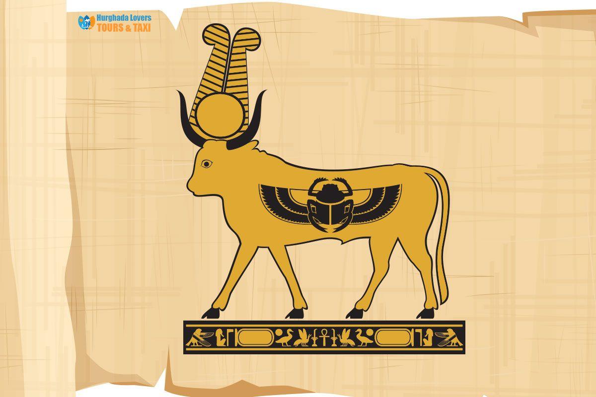 رموز مصرية قديمة معتقدات الحضارة الفرعونية والأساطير التكوين الثالث خليقة شبشى في خنمو وقصة خليقة أتوم Ancient Egyptian Symbols Egyptian Symbols Egypt Travel