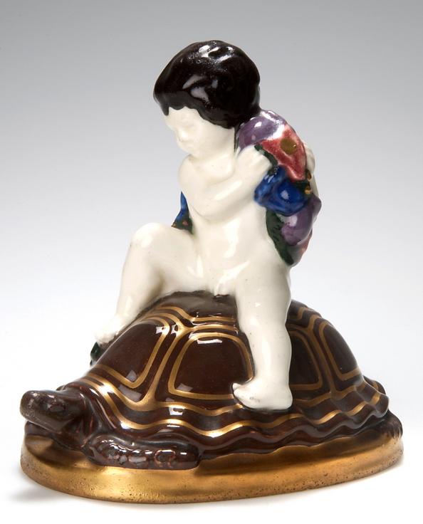 Willy Russ And Franz Staudigl Vienna 1912 Ceramic