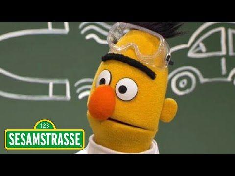 Berts Experimente - Magnetismus
