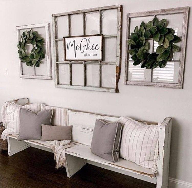 Pin By Shannon Madden On Home Sweet Home Room Wall Decor Fall Living Room Farmhouse Wall Decor