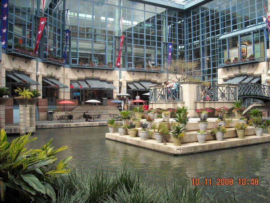 River City Mall San Antonio Travel San Antonio