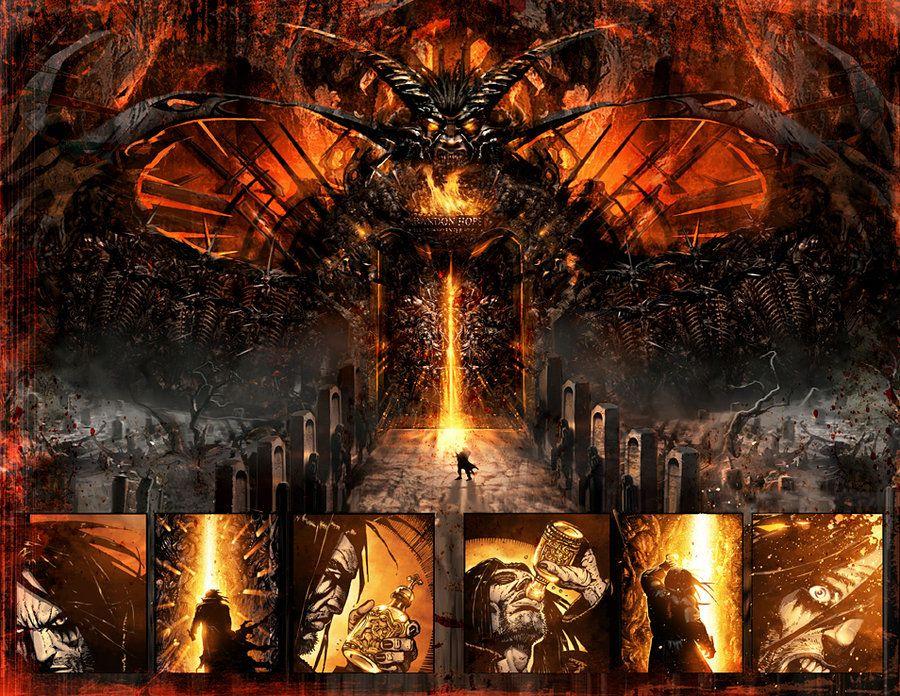 The 4 Horsemen Of The Apocalypse Preview 2 By Chadf On Deviantart Horsemen Of The Apocalypse Widescreen Wallpaper Horseman