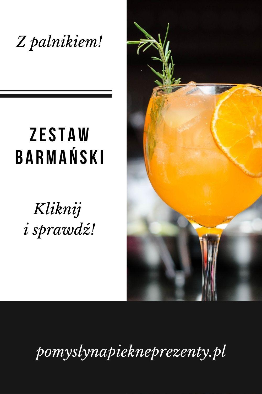 Prezent Dla Faceta Zestaw Barmanski Alcoholic Drinks Alcohol Rose Wine