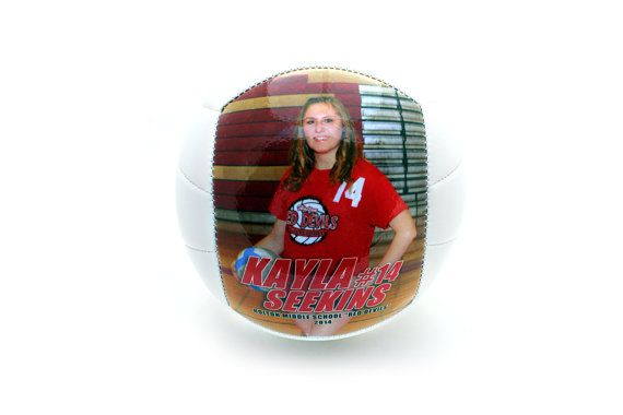 Custom Made Volleyball High School Senior Gift Senior Etsy High School Senior Gifts Senior Gifts Coach Gifts