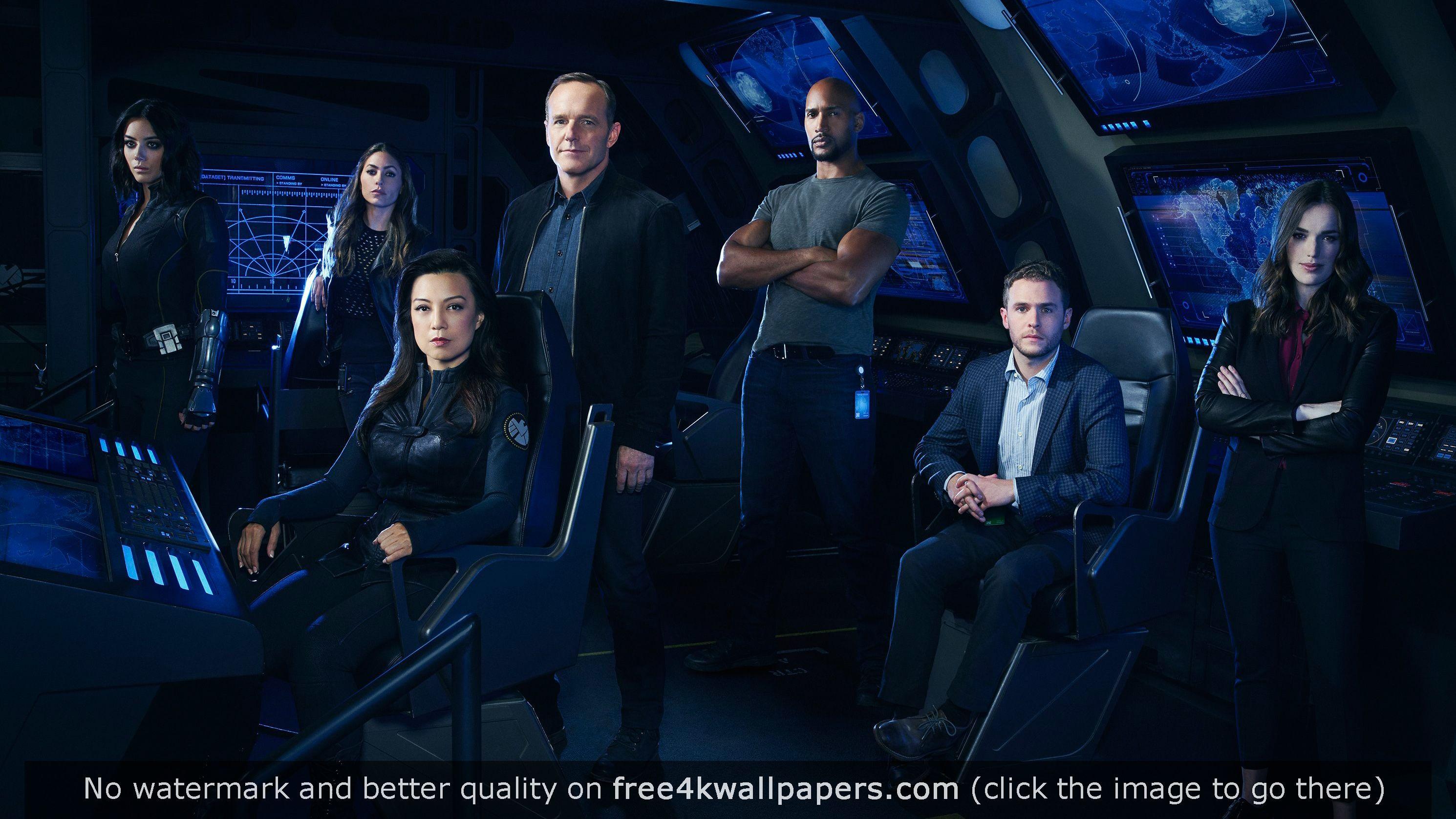Agents Of Shield Season 4 Hd Wallpaper Agents Of Shield Agents Of Shield Seasons Marvel Agents Of Shield