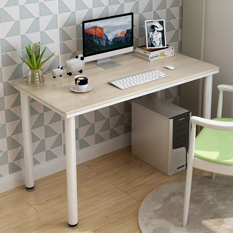 Modern Laptop Table simple modern desktop home office desk computer desk portable