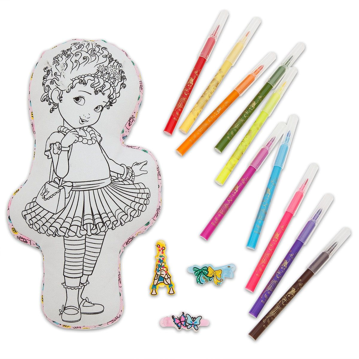 Disney Fancy Nancy Create Your Own Pillow Kit