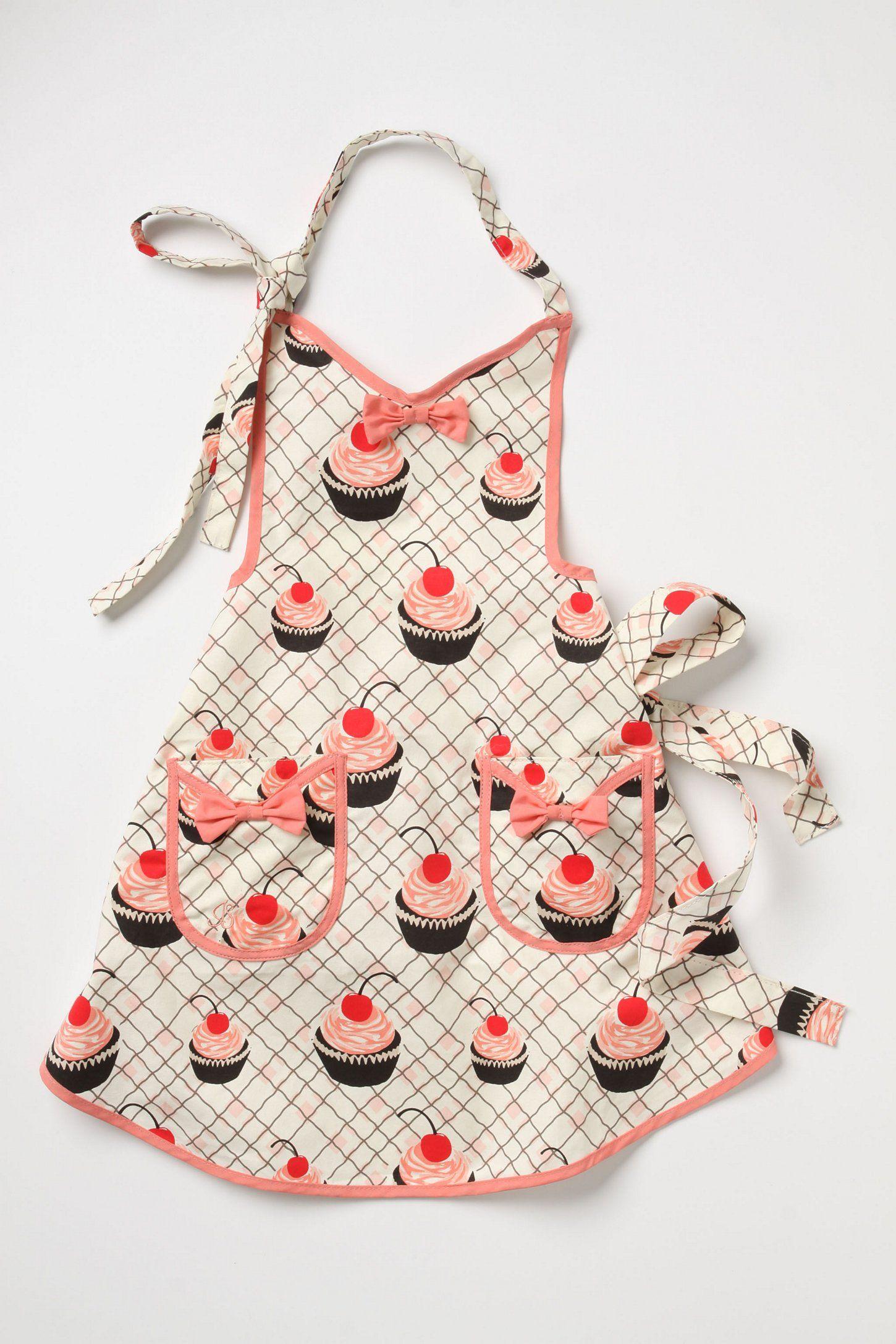 Baker 39 s delight kid 39 s apron aprons for Delantales de cocina