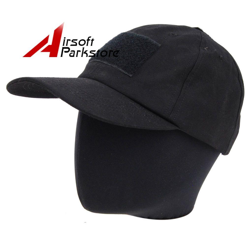 Tactical Military Operator Contractor Baseball Cap Hat Snapback Cap Black f85b0993ebc
