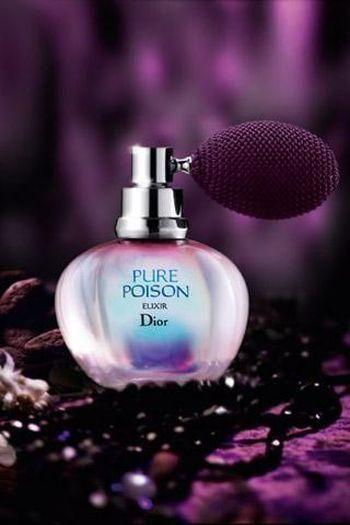 Christian Dior Pure Poison Elixir Dior Pure Poison Pure Poison Pure Products