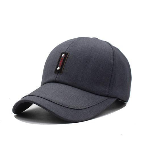 f055d987a7c  10.38 - Hat Men Baseball Cap Snapback Women Casquette Bone Casual Plain  Flat  ebay  Fashion