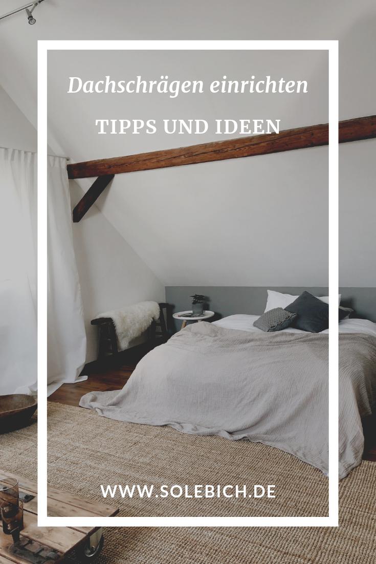 H Schlafzimmer Dachschr臠e