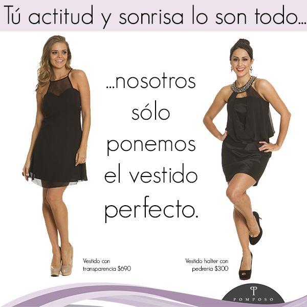 Actitud + un increíble vestido = la perfecta combinación. #vestidos #eventos #fiesta #party