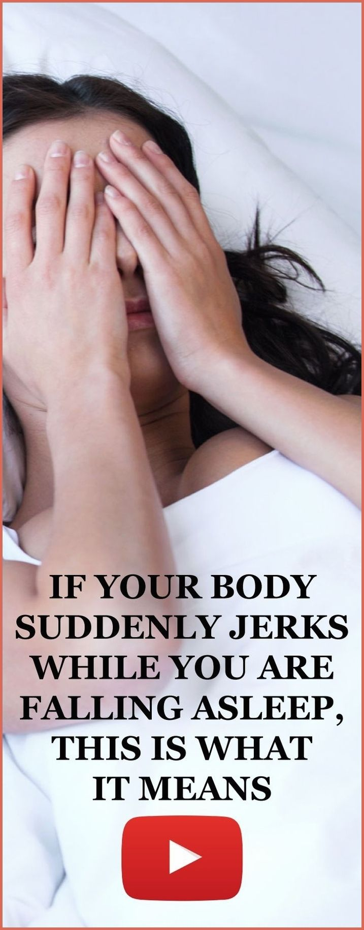 If Your Body Suddenly Jerks While You Are Falling