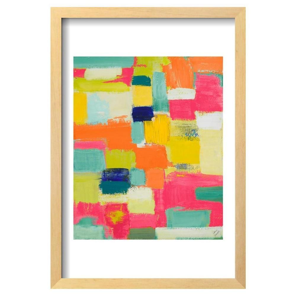 Bright Gila Springs By Lanie Loreth Framed Poster 13\