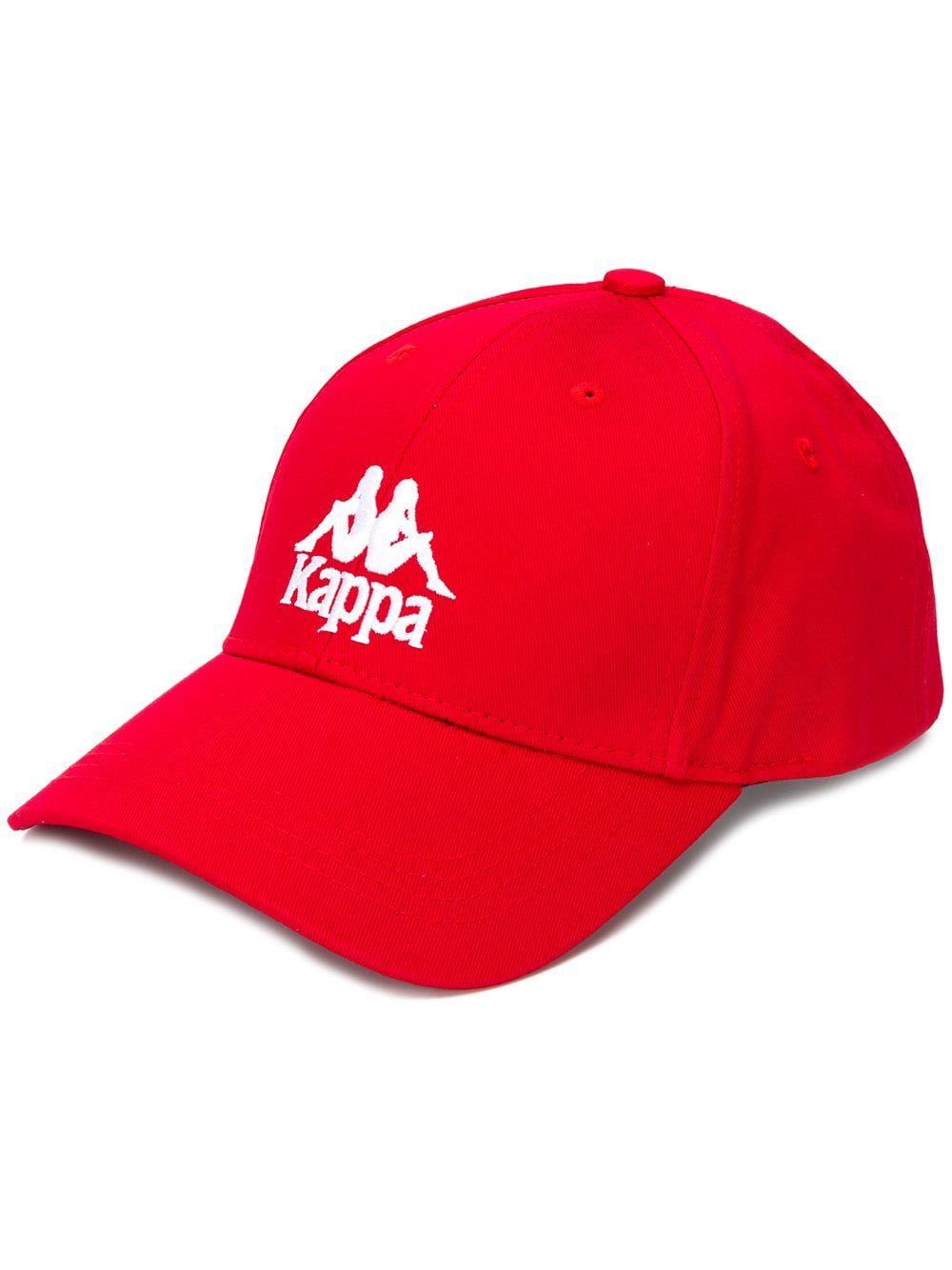 7487fc2e KAPPA KAPPA EMBROIDERED LOGO BASEBALL CAP. #kappa | Kappa in 2019 ...