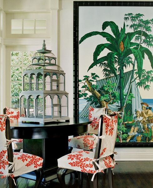 Eye for design tropical british colonial interiors use my pagoda like this paint it - British paints exterior decor ...